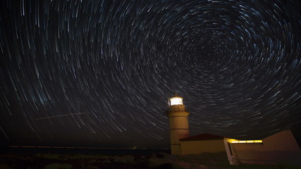 lighthouse on the North Star
