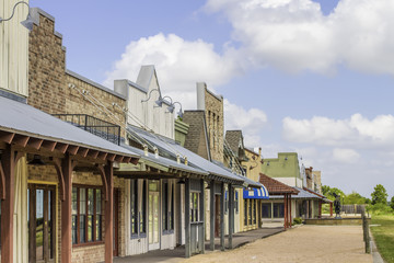 Rural Western Style Shops 2