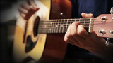 Acoustic Guitar Strings chord Training Practice