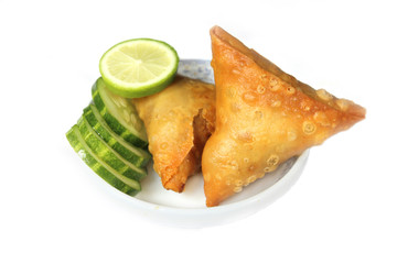 Samucha or fried snack