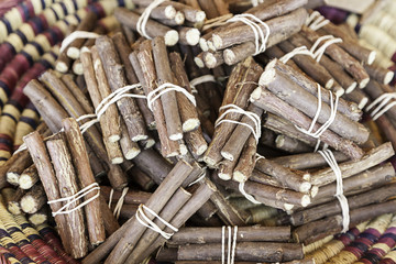 Licorice sticks