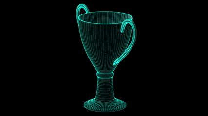 Trophy. Looping.