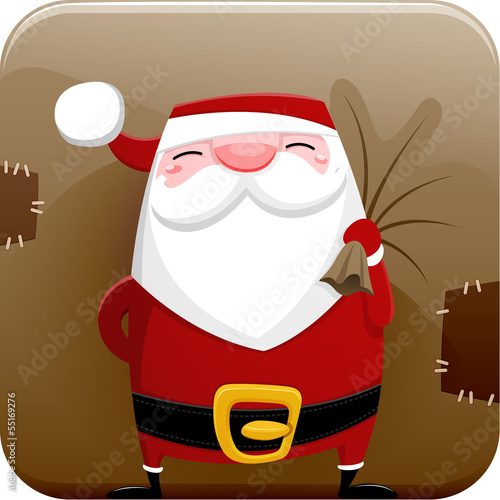 Sants Claus icon