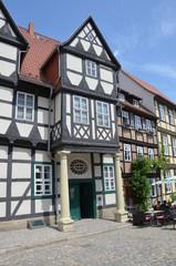 Klopstockhaus in Quedlinburg