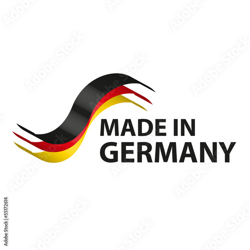 Made in Germany Vektor