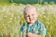 funny toddler boy