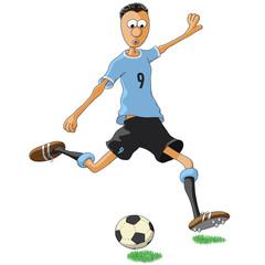 Giocatore Uruguay