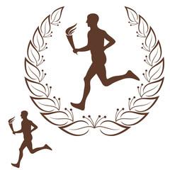 Running. Marathon