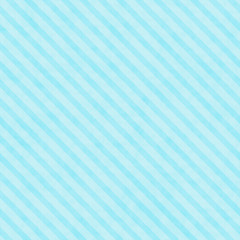 Blue Striped Fabric Background