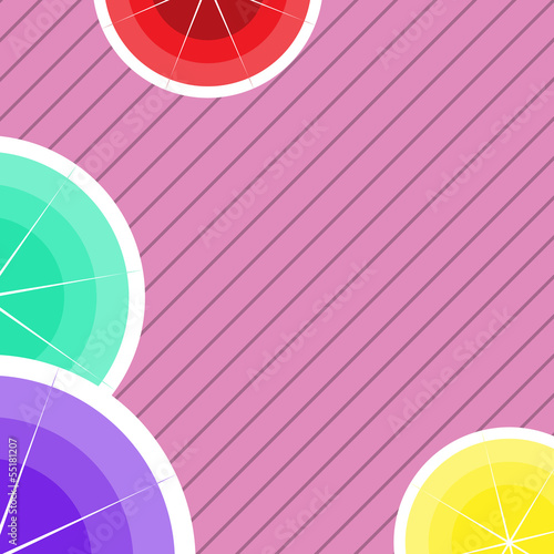 Diagonal lines background