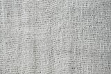 Texture of fabric from a gauze poster