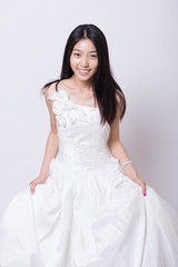 婚纱裙子..Wedding dress