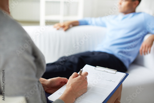 Psychological consultation
