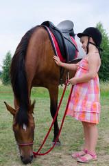 Horse like a best friend