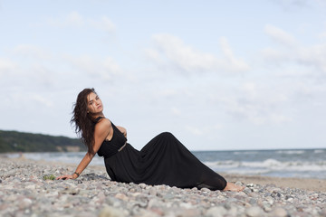 Shooting am Strand