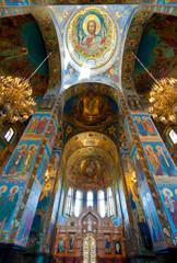 Church of the Savior on Blood Saint Petersburg