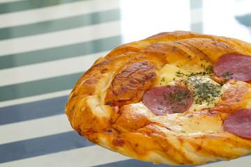 ピザ風パン・菓子パン