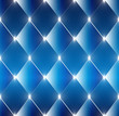Abstract shining rectangles - blue vector background