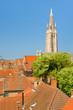 Sunny day in Bruges