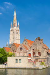 Our Lady Church in Bruges