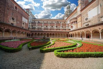 Certosa di Pavia Gra-Car (Gratiarum Carthusia) - 12