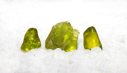 Peridote or olivine