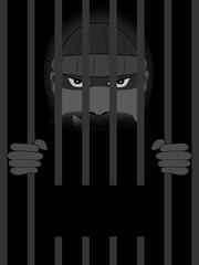 thief in a prison