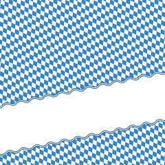 Hintergrund Oktoberfest - Banner mit Textfreiraum