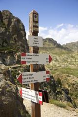 cartello Colle Tesina