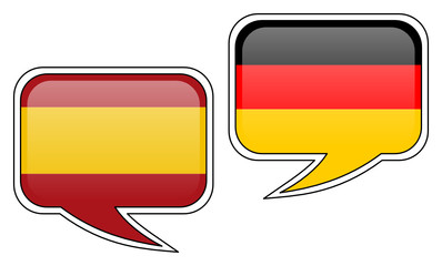 Spanisch - Deutsch