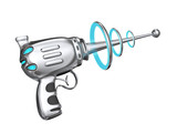 Science fiction gun