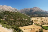 Askifou plateau  in the White mountains, Crete