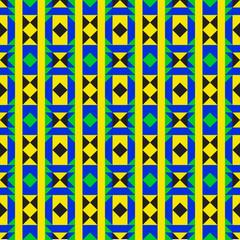 African Fabric Design