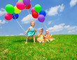 Balloon toddlers