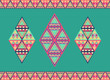 Unusual geometric seamless pattern.