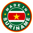 made in suriname