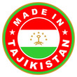made in tajikistan
