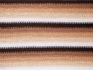 Texture of woven fabric