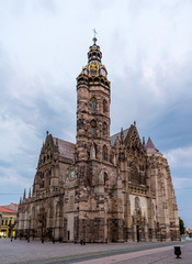St. Elisabeth Cathedral in Kosice, Slovakia