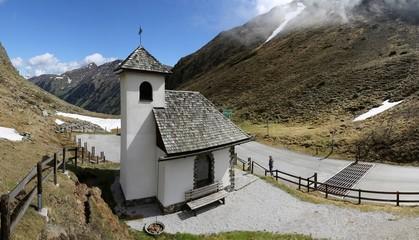 Gipfelkirche am Sölkpass