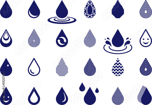 Set of Drops