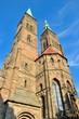 Türme des Sebalduskirche - Nürnberg