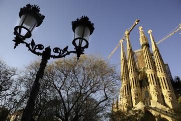 Sagrada Familia, Passion façade