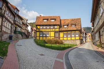 Fachwerkstadt Stollberg im Harz