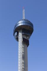 Диспетчерская башня морского порта в Туапсе