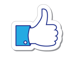Like Button Sign