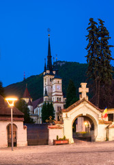 Saint Nicholas Church, Brasov City, Transilvania
