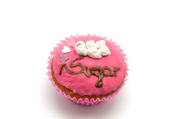 Cupcake, sugar
