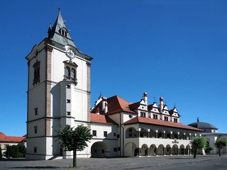 Old town hall in Levoca