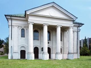 Former synagogue in Liptovsky Mikulas